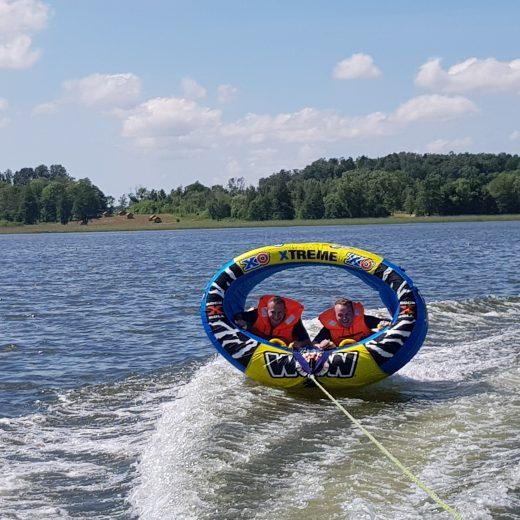 Zabawy na wodzie